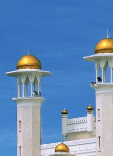 文莱艺术文化概述:伊斯兰艺术作品尤为突出