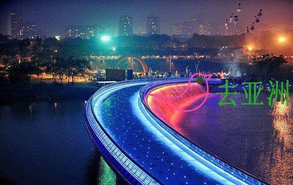 西贡值得一遊的6大桥樑