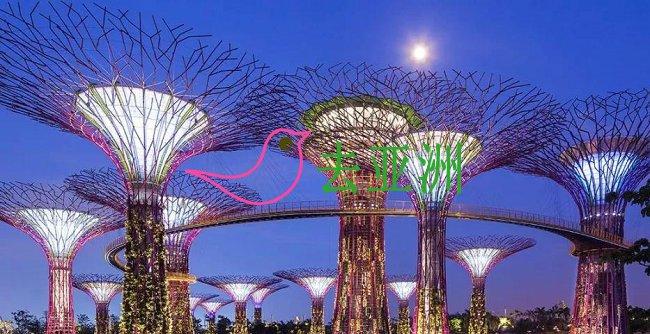 新加坡赏月指南:新加坡