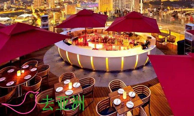 新加坡浪漫餐厅推荐,选