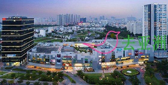 胡志明市吸引外国人生活