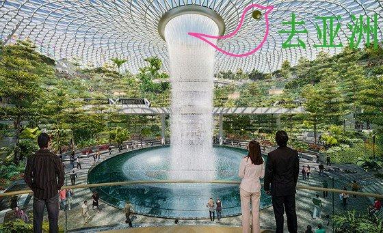新加坡樟宜机场吃喝玩乐全攻略:娱乐、观光、