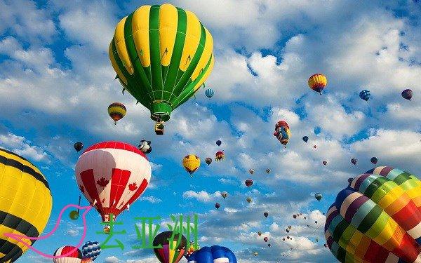 2019年第三届顺化国际热气球节将于4月27日至29日