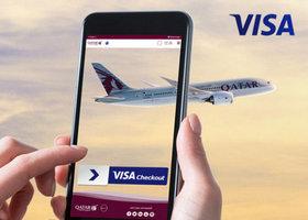 卡塔尔航空 2019年Visa为白金及御玺卡持卡人经济