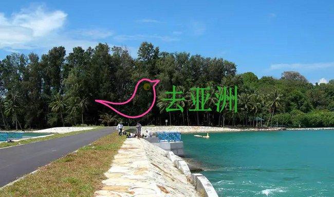 新加坡圣约翰岛和韩都岛