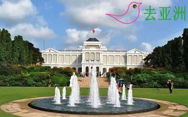五一新加坡总统府开放:全新乐高模型+漫游太空体验