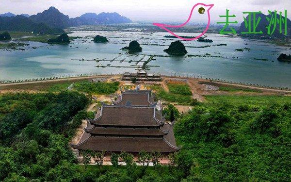 越南河南三祝寺不仅是游