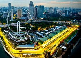 雅高酒店 在新加坡享晚