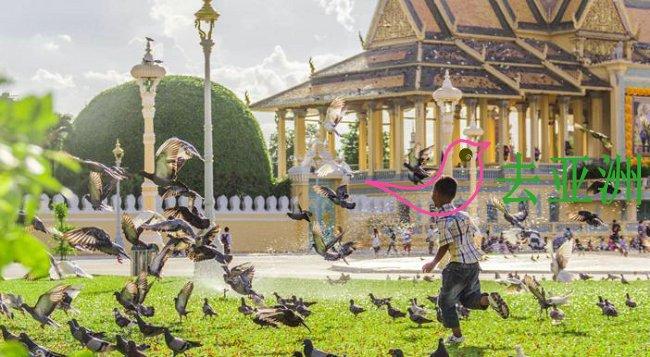 柬埔寨旅游省钱攻略:去免费景点,学会砍价,学说柬语