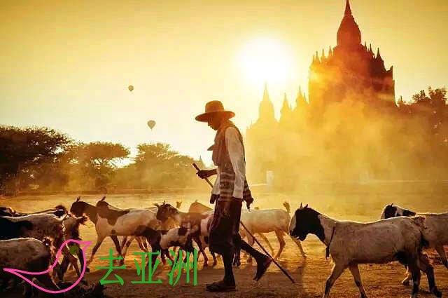 缅甸古都蒲甘市已入选世