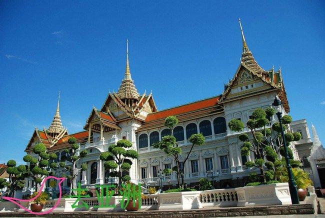 东南亚自驾游线路推荐: