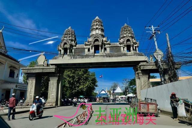 波贝柬埔寨海关
