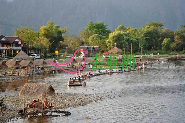 老挝万荣是户外的天堂