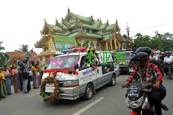 缅甸自驾游线路推荐:线路二:缅甸—曼德勒—