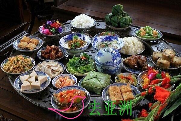 世界最佳饮食目的地——越南