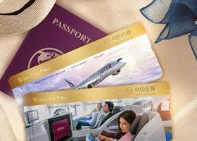 """卡塔尔航空 11.11 """"豪""""礼商务舱5折,""""全球最佳"""