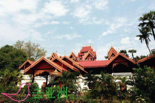 南邦—清净小城