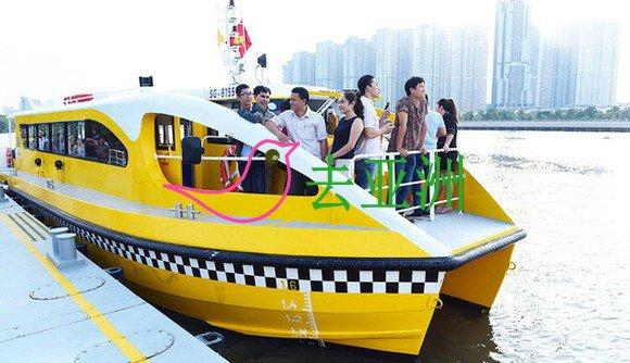 西贡河75座旅遊船即将启航,将运送遊客赴平贵、白腾等地点参观
