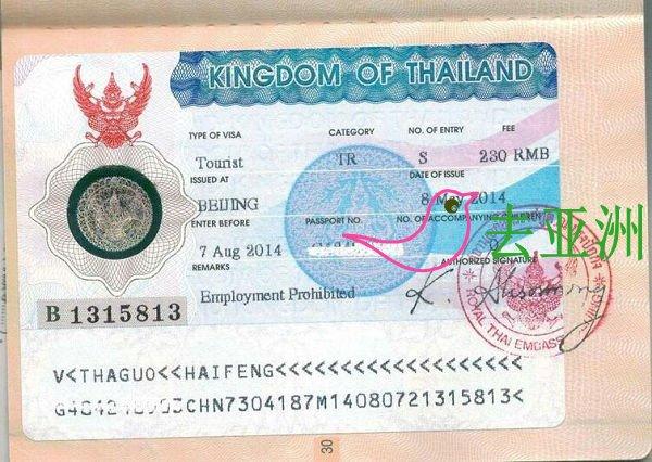 泰国自驾游证件,自驾去