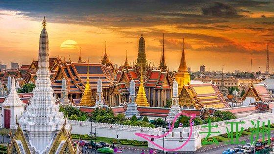 泰国文化带有佛教色彩