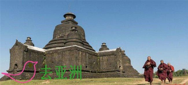 若开邦妙乌古迹文化区将申请列入世界遗产名录