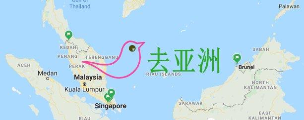 马来西亚免签要从指定地点入境