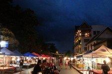 琅勃拉邦夜市
