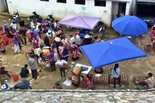 北河周日市场Bac Ha Sunday Market