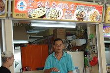 加东亚顺蚝煎Katong Ah Soon Fried Oyster