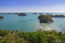 百岛Hundred Islands National Park