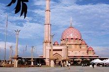 普特拉清真寺Putra Mosqu