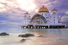 马六甲海峡清真寺Masji
