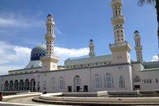 水上清真寺Masjid Tengku