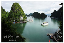 下龙湾一日游One Day Tour to HaLong Bay