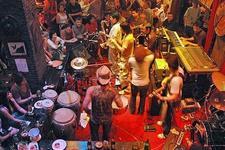 萨克斯酒吧餐厅Saxophon