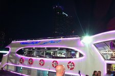夜游湄南河游轮Chao Phraya Princess Dinner Cruise Thail