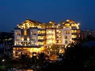 素万那普机场套房酒店