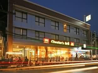 巴恩塞考服务公寓式酒店