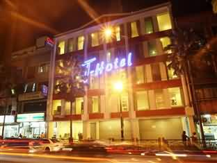 柔佛巴鲁T酒店