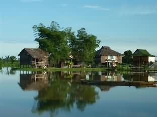 卡巷有机水稻生态农场度假村