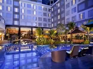 水星班加玛辛酒店