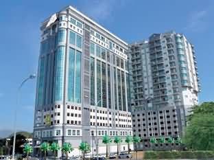 大厦丽晶酒店及酒店式公寓