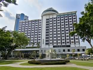 槟城乔治市湾景酒店