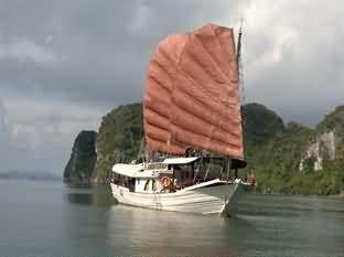 帆船巡航公主酒店