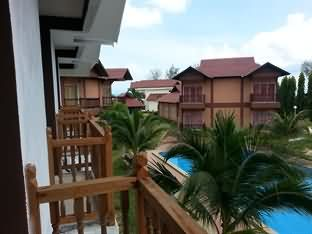 Mersing Beach Resort