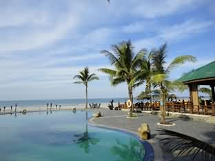 Central Hotel Ngwe Saung