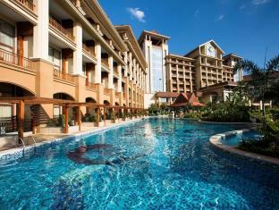 湄公河畔地标酒店