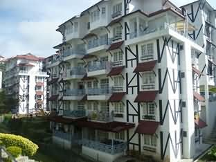 Harvest Green Apartment at Desa Anth
