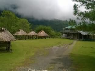 Banaue Ethnic Village and Pine Fores