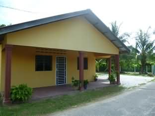 Teratak D Kampung Holiday House